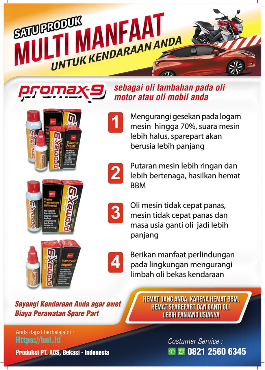 PROMAX-9 isi 30 ml