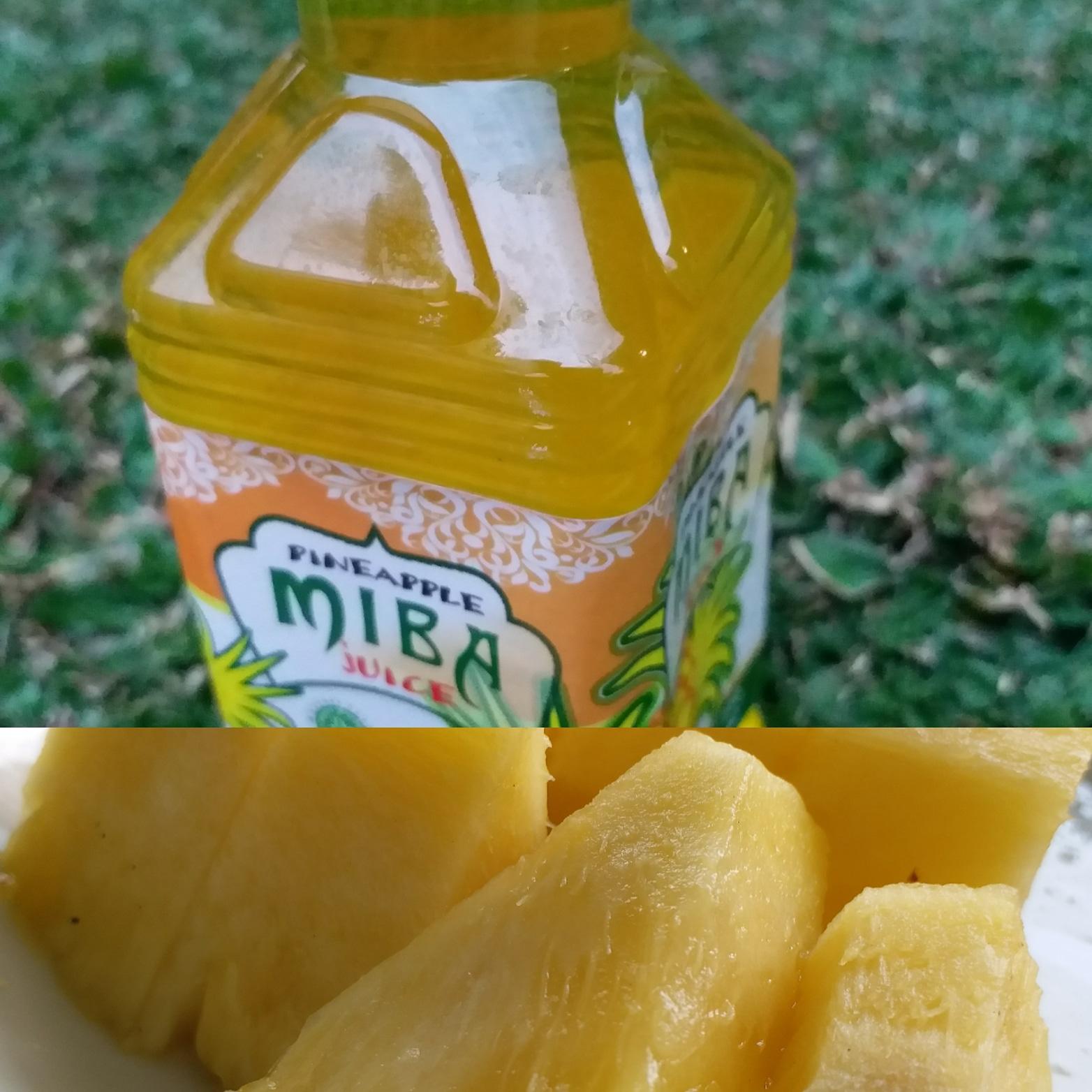 Juice Nanas Madu