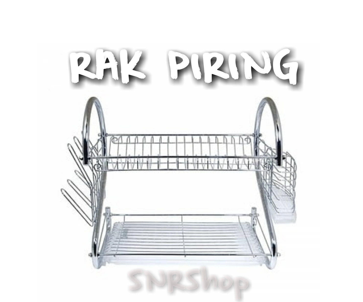 RAK PIRING Stainless Steel