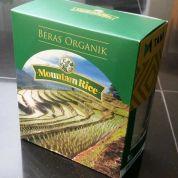 Beras Organik Mountain Rice
