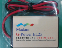 ALAT PENGHEMAT BBM | MADANI G-POWER EL25