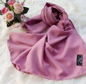 Hijab square polos 120cm kode PA1