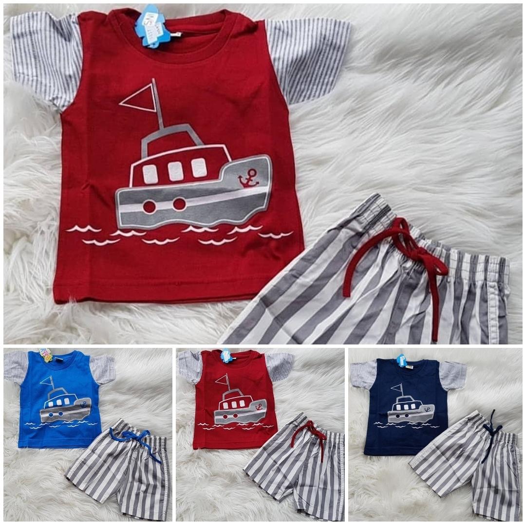 Setelan anak Boat series