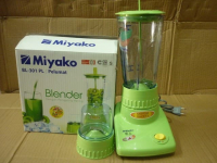 Miyako BL301PL/AP Blender Plastik 1.0 Liter 2in1 200 Watt