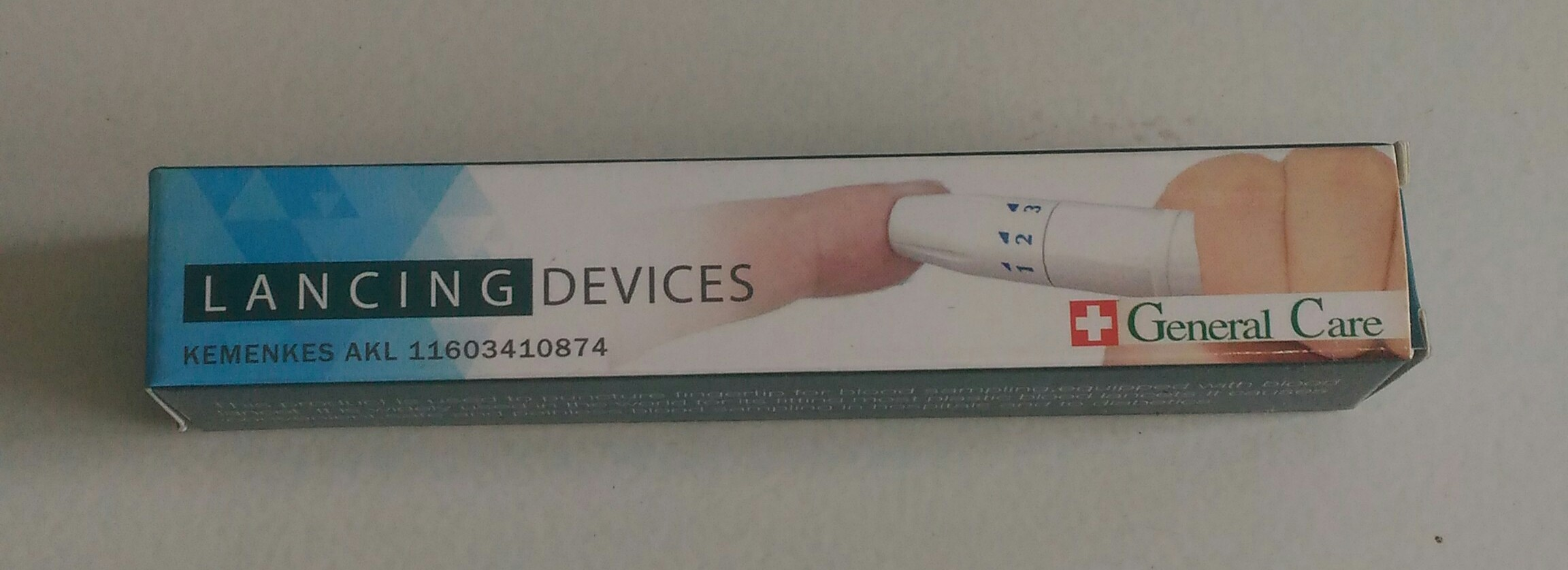 Lancing Devices