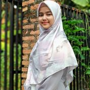 Hijab square motif kode MA1