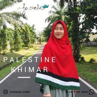 Palestine Square Khimar