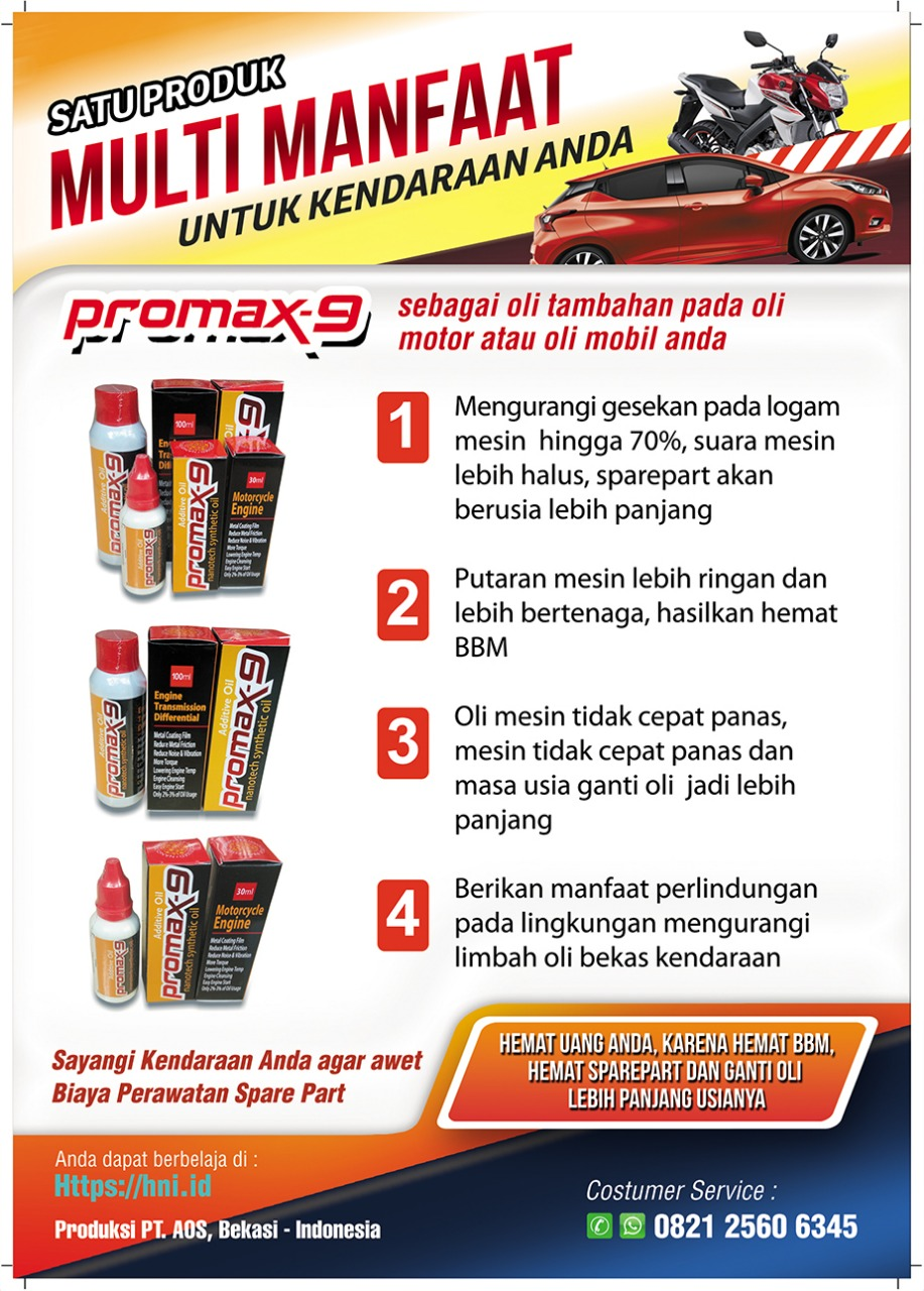 PROMAX-9 isi 100 ml