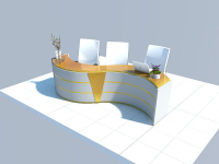 Desain Meja Kantor