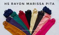 Handsock Rayon Marisa Pita