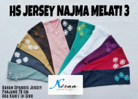 Handaock Jersey Najma Melati 3