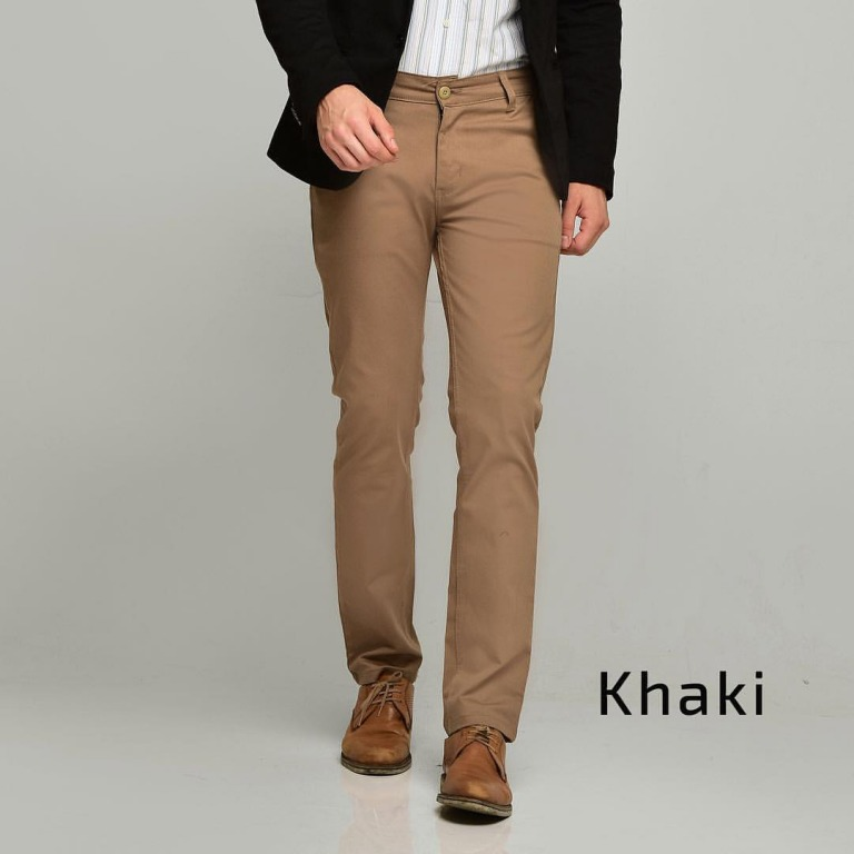 Celana Premium Khaki