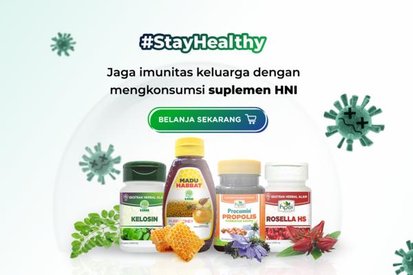 Suplemen HNI #stayhealty