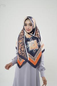 HijabTurki 04 Orange