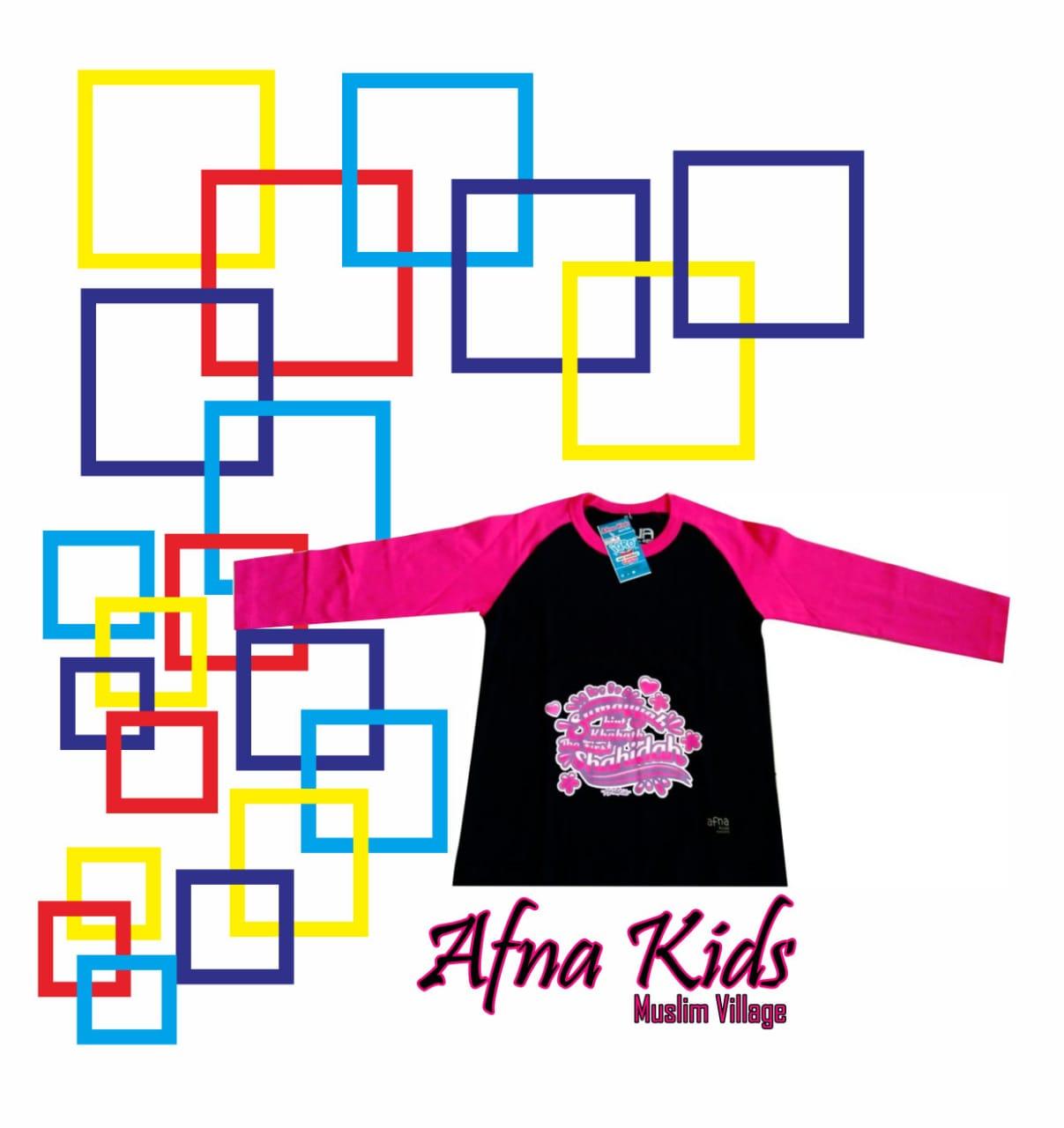Kaos Afna Kids