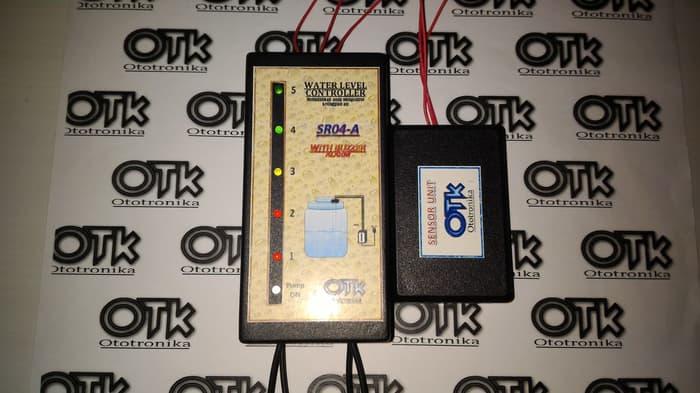 Water Level Controller SR04-A w/ Non-Contact Sensor