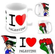 Mug i love Palestine