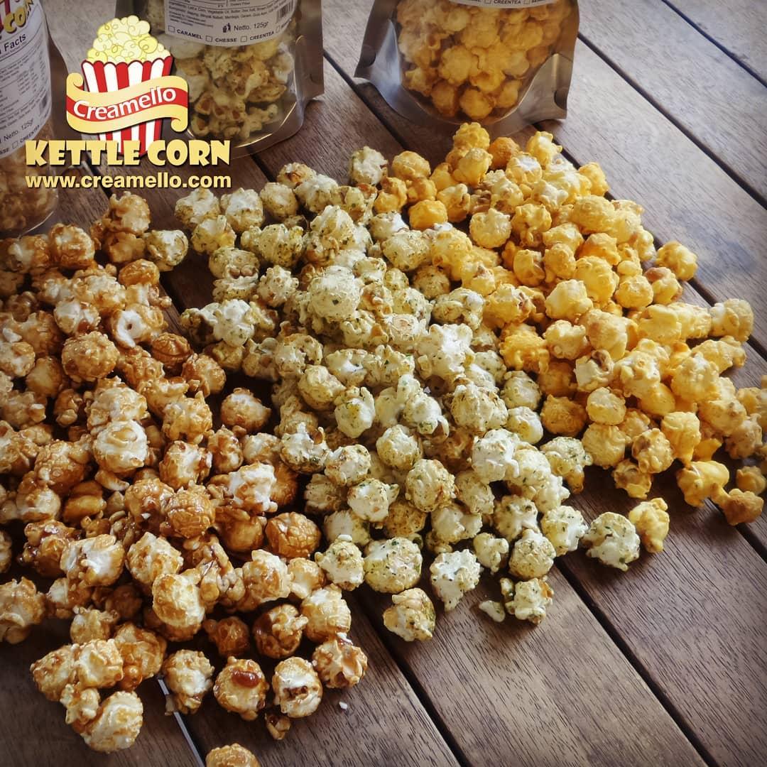 Popcorn Jumbo Creamello