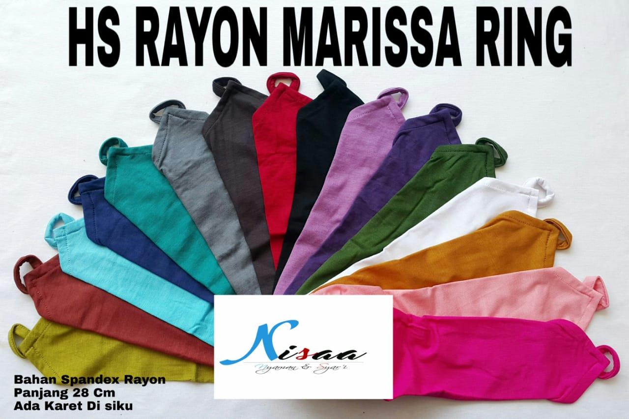 Handsock Rayon Marisa Ring