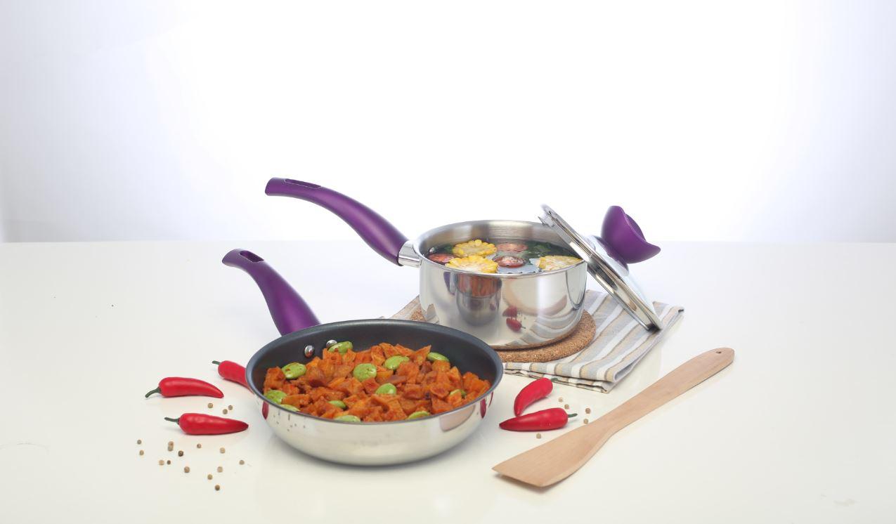 Value Kitchen: Set of 3 Basic