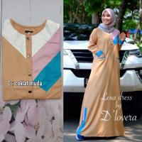 LEXA Dress Original Branded by D'lovera/Butik Annisaa
