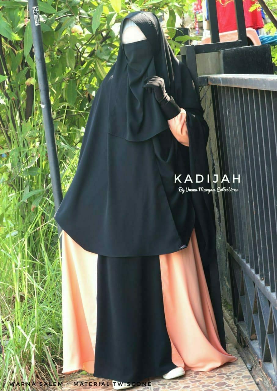 Gamis set Khadijah