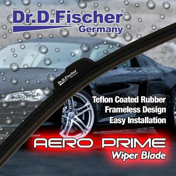 Wiper mobil frameless ukuran 14