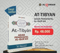 At-Tibyan Adab Penghafal Al Quran