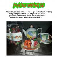 Madu wongso
