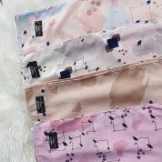 Hijab square ukuran 130cm x 130cm