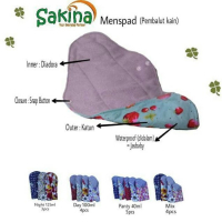 Sakina menspad