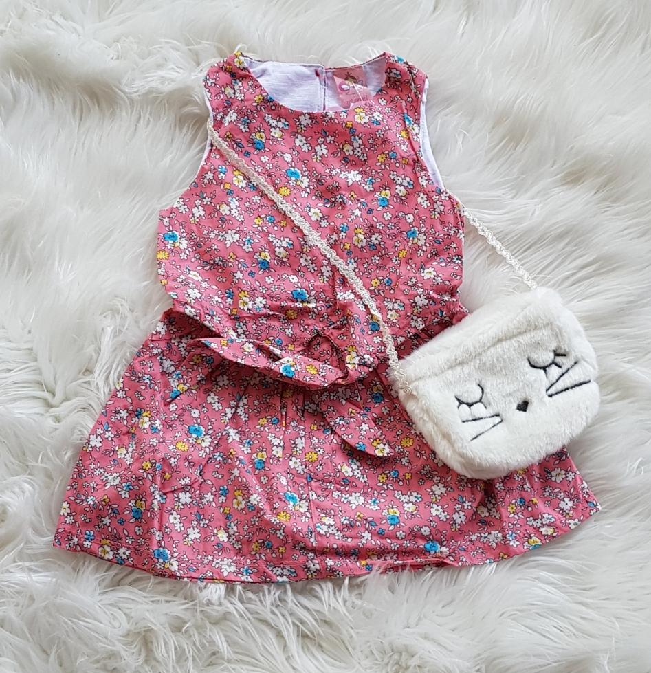 Dress little flower